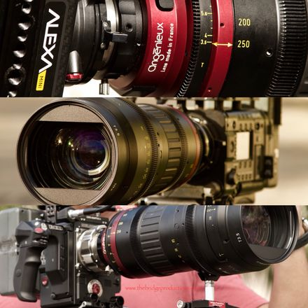 Angenieux Optimo 25-250mm T3.5 Zoom Lens