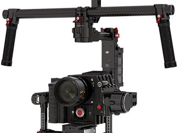 Rent: DJI Ronin Package W/ Wireless Follow Focus & Camera Support
