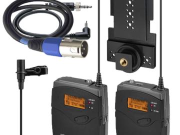 Rent: Sennheiser G3 Wireless Lav Mic