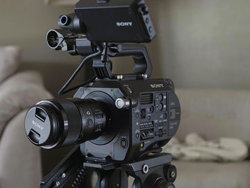 Sony PXW-FS7 Mark 1 XDCAM Super 35 Camera System