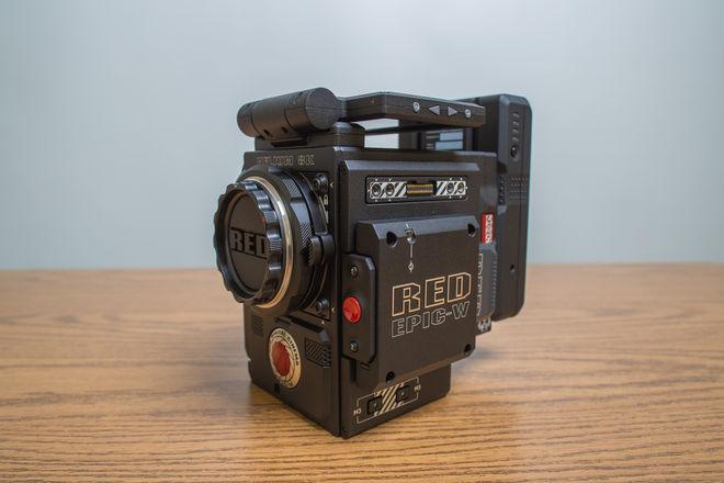 RED Epic-W Helium 8K S35 + Kit