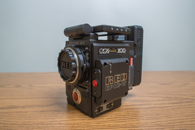 RED Epic-W Helium 8K S35 + Kit
