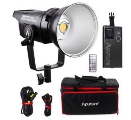 Aputure LS C120D II + Light Dome Mini II & Lantern