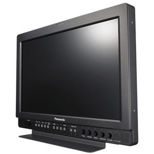 Panasonic BT-LH1700 17-in SDI monitor ( 1 of 3 )