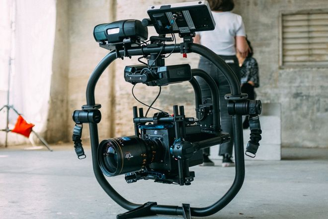 FREEFLY MoVI Pro w/ Tilt Offsets, TB-50s, Ignite Full Kit