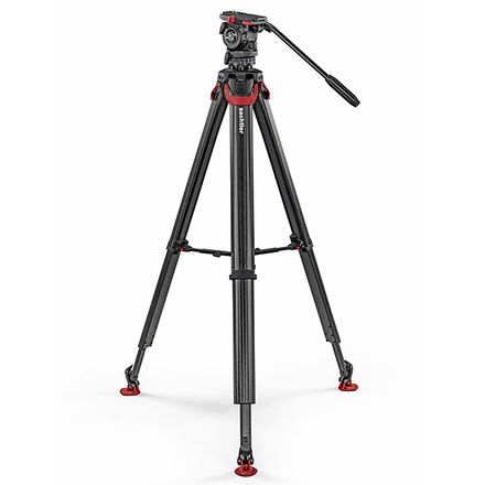 Sachtler FSB 4 Head with Flowtech 75 Sticks