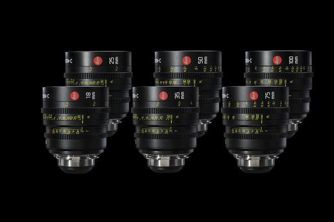 Leica Summicron-C T2.0 Five Lens Set!