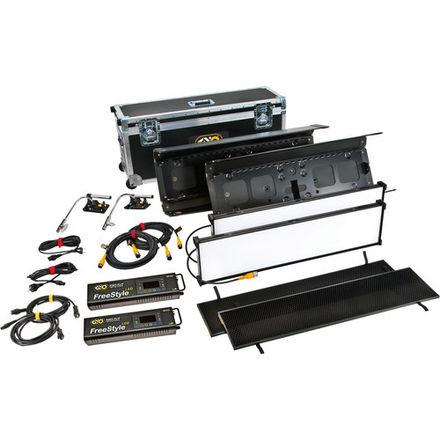 Kino Flo Freestyle 31 Gaffer Kit