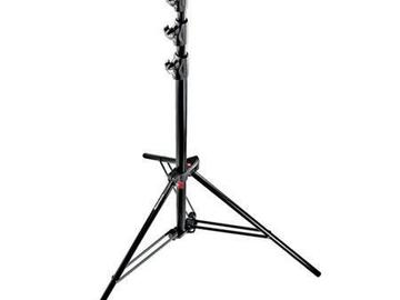 Rent: Bogen 144' Master Stand, Air Cushion - Black