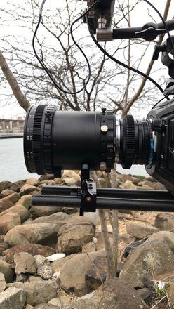 Rent a Isco Ultra Star 2x Anamorphic - custom mod - single focus