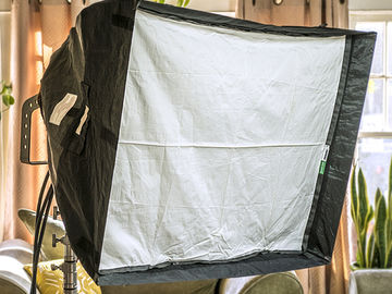 BARGER 6-LITE 2.0 w/COMBO + SOFTBOX