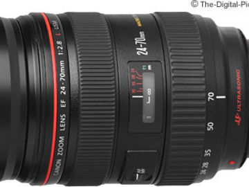 Canon EF 24-70mm f/2.8 L I USM + Canon 70-200 f/2.8 L II USM