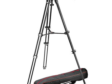 Rent: Manfrotto MVT502AM Tripod System