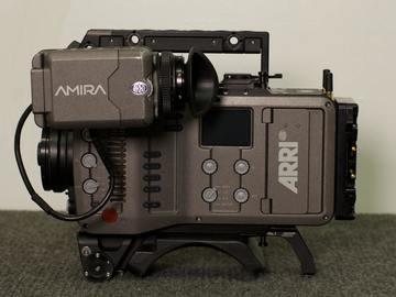 Rent: Arri Amira 4K Premium Package PL