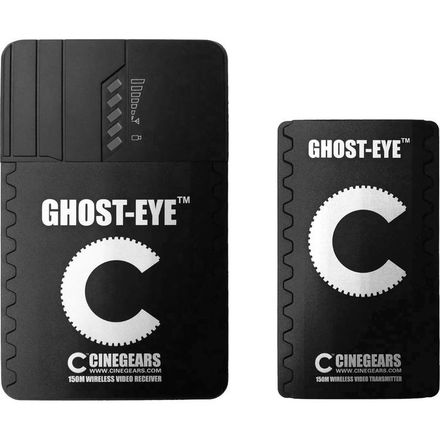 CINEGEARS Ghost-Eye 150m Wireless HDMI & SDI Video Transmiss