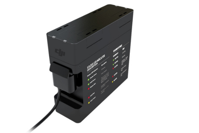 DJI INSPIRE 1 PRO, X5 Matrice 600 Battery Charger (4 Port)