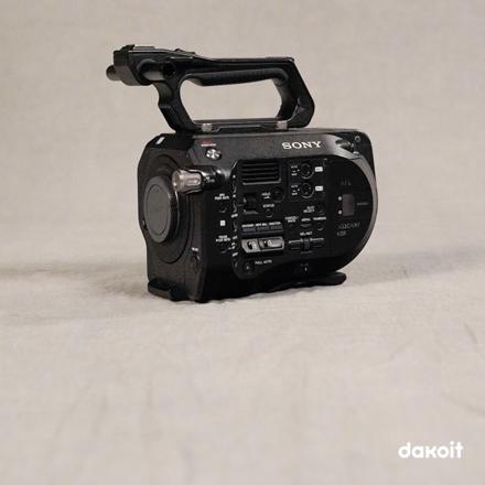 """Sony FS7 Camera (AKA """"The Seabiscuit"""")"""