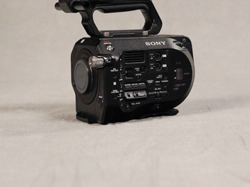 "Rent: Sony FS7 Camera (AKA ""The Seabiscuit"")"