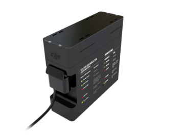 Rent: DJI Inspire 1 Pro Battery Charging Hub TB47 TB48 Charger