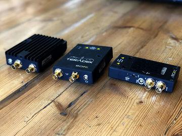 TERADEK BOLT 1:2 DUAL TX/RX HD-SDI/HDMI + GM PLATE/CABLE