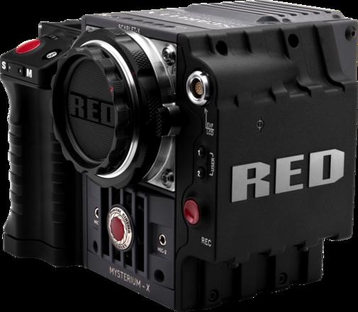 RED Scarlet Mysterium X