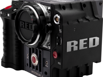 Rent: RED Scarlet Mysterium X