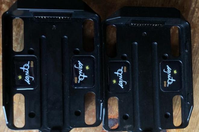 Ignite Digi TB50 Movi Pro Battery Adapters w Lemo Output