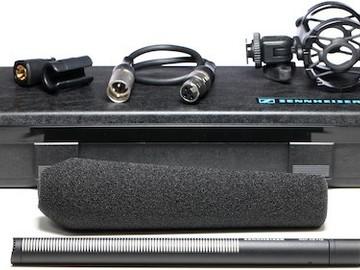 Rent: Sennheiser MKH 416 Shotgun Mic