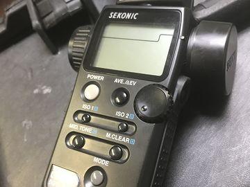 Rent: Sekonic L-758DR