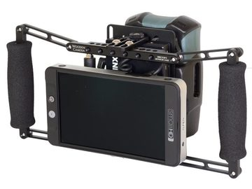 """Rent: Director's Monitor Cage Kit (with 7"""" Monitor)"""