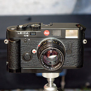 Leica m6 with Zeiss ZM F2.0 lens