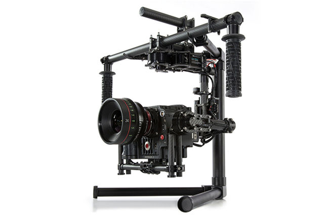 Freefly MoVI M10 3-Axis Pro Gimbal Stabilizer + MONITOR