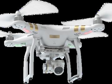 Rent: DJI Phantom 3 Pro 4k drone