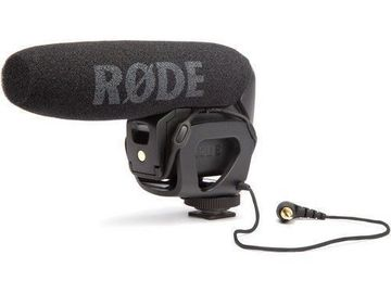 Rent: *** Rode VideoMic Pro Compact Shotgun Microphone **