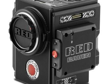 Rent: RED RAVEN BRAIN w/ Kit / Canon EF Mount