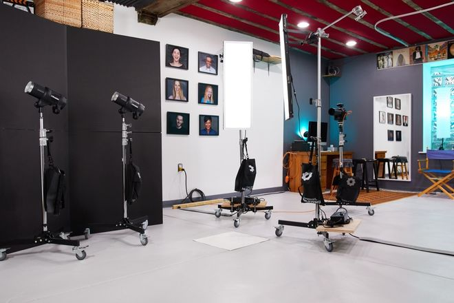 Small Photo and Video Studio