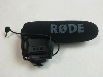Rode VMPR VideoMic Pro R with Rycote Lyre Shockmount