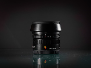 Rent: Panasonic LUMIX G Leica DG Summilux 15mm f/1.7