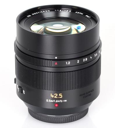 Panasonic LUMIX G Leica DG Nocticron 42.5mm f/1.2