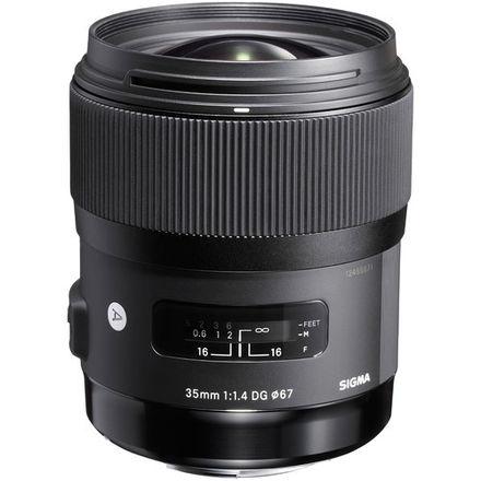 Sigma 35mm f/1.4 DG HSM Art Lens for Canon 1.4
