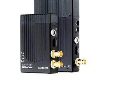 Rent: Teradek Bolt 500 3G-SDI/HDMI Video Transmitter