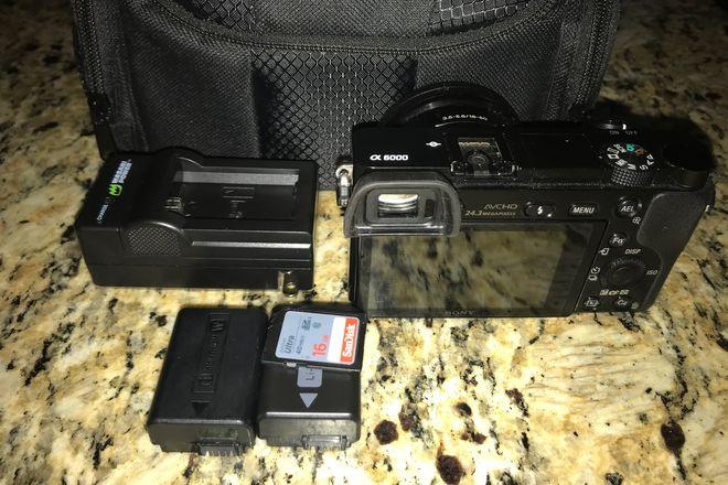 Sony Alpha  Digital Camera Kit