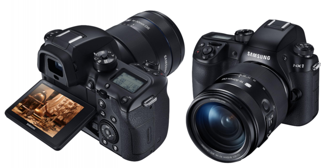 Samsung NX1 Package for rent