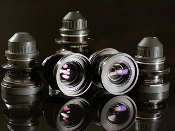 Rent:  Lomo Standard Speeds Spherical Lens Set