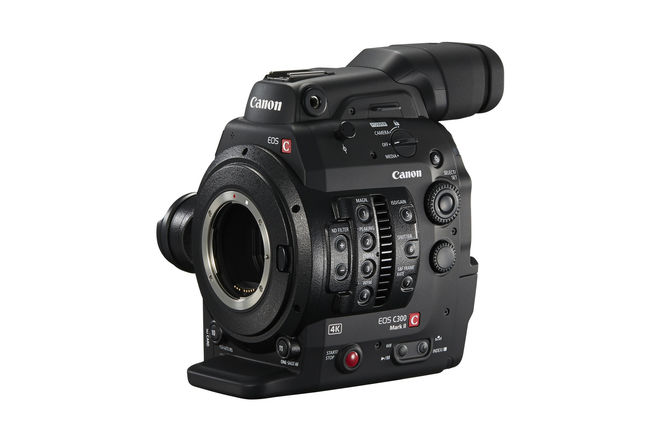 Canon C300 Mark II Basic Package with Zacuto VCT Rig