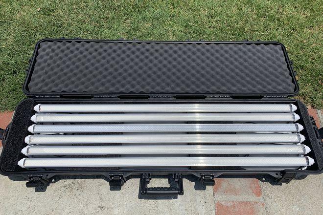 LiteGear FauxFlo PL48  12x LED Tube Kit.