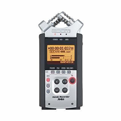 Audio Package - Zoom H4N, G2 Lav, Slate, Boom, MKH416, Stand