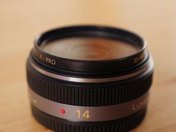 Panasonic Lumix G 14mm f/2.5 ASPH. Lens