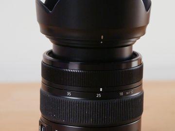 Panasonic Lumix 12-35mm f/2.8 ASPH II zoom lens