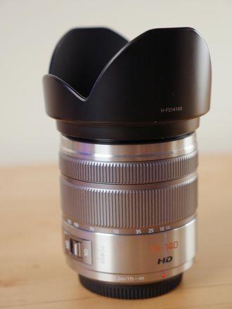 Panasonic Lumix 14-140mm f/3.5-5.6 Power OIS lens
